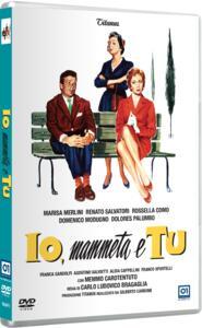 Io, mammeta e tu di Carlo Ludovico Bragaglia - DVD