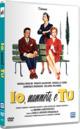 Cover Dvd DVD Io, mammeta e tu