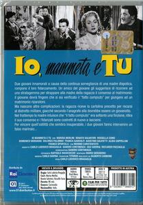 Io, mammeta e tu di Carlo Ludovico Bragaglia - DVD - 2