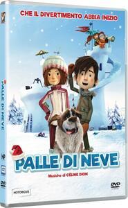 Palle di neve (DVD) di Jean-François Pouliot - DVD