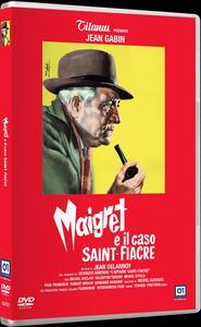 Maigret e il caso Saint Fiacre (DVD) di Jean Delannoy - DVD