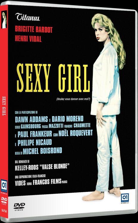 Sexy Girl (DVD) di Michel Boisrond - DVD