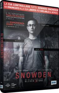 Snowden (DVD) di Oliver Stone - DVD
