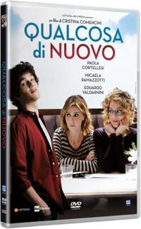 Cover Dvd Qualcosa di nuovo (DVD) (DVD)