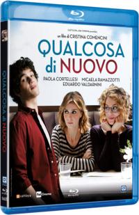 Cover Dvd Qualcosa di nuovo (Blu-ray) (Blu-ray)