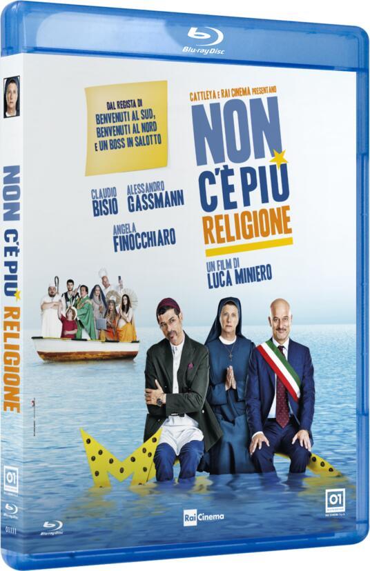 Non c'è più religione (Blu-ray) di Luca Miniero - Blu-ray