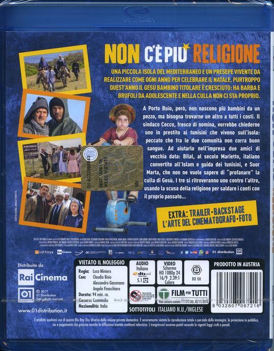 Non c'è più religione (Blu-ray) di Luca Miniero - Blu-ray - 2