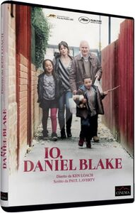 Film Io, Daniel Blake (DVD) Ken Loach