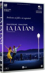 La La Land (DVD) di Damien Chazelle - DVD