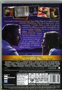 La La Land (DVD) di Damien Chazelle - DVD - 2