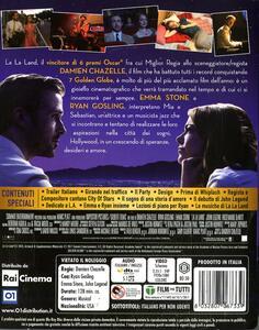 La La Land (Blu-ray) di Damien Chazelle - Blu-ray - 2