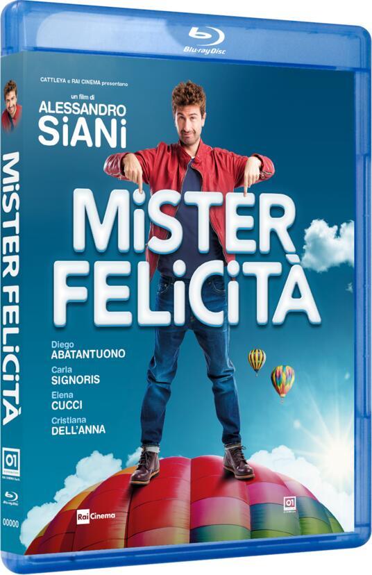 Mister Felicità (Blu-ray) di Alessandro Siani - Blu-ray