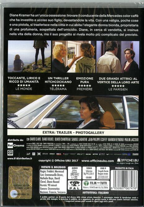 Per mio figlio (DVD) di Frédéric Mermoud - DVD - 10