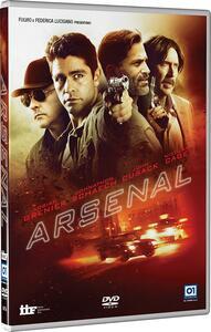 Film Arsenal (DVD) Steven C. Miller