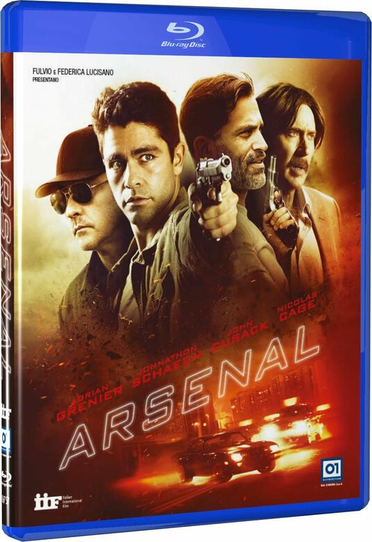 Arsenal (Blu-ray) di Steven C. Miller - Blu-ray