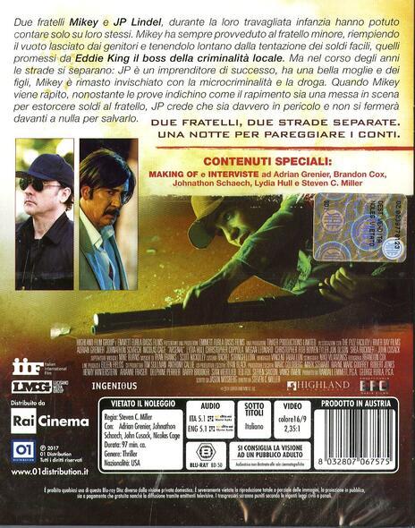Arsenal (Blu-ray) di Steven C. Miller - Blu-ray - 2