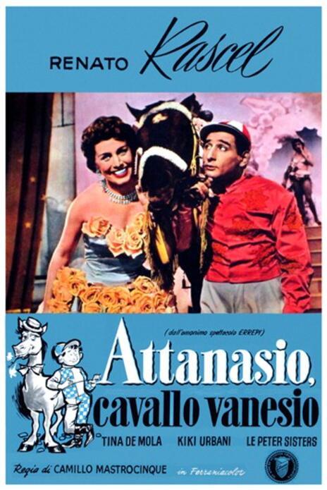 Attanasio cavallo vanesio (DVD) di Camillo Mastrocinque - DVD