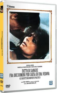Fatto di sangue tra due uomini per causa di una vedova (si sospettano moventi politici) (DVD) di Lina Wertmüller - DVD