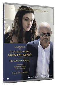 Il commissario Montalbano. Un covo di vipere (DVD) di Alberto Sironi - DVD