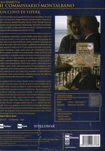 Il commissario Montalbano. Un covo di vipere (DVD) di Alberto Sironi - DVD - 2