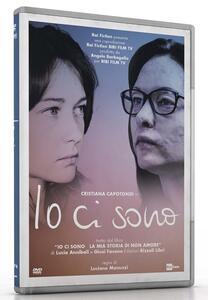 Io ci sono (DVD) di Luciano Mannuzzo - DVD