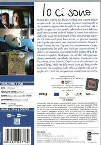 Io ci sono (DVD) di Luciano Mannuzzo - DVD - 2