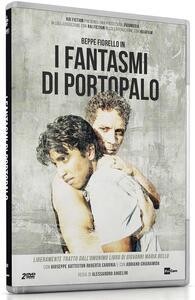 Il fantasmi di Portopalo (2 DVD) di Alessandro Angelini - DVD