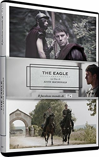 Cover Dvd DVD The Eagle