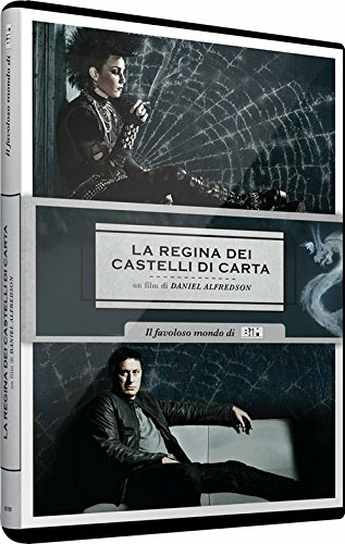 Cover Dvd DVD La regina dei castelli di carta