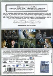 La regina dei castelli di carta (DVD) di Daniel Alfredson - DVD - 2