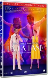 La La Land (DVD + CD) di Damien Chazelle - DVD