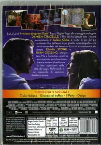 La La Land (DVD + CD) di Damien Chazelle - DVD - 2