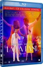 Film La La Land (Blu-ray + CD) Damien Chazelle