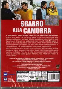 Sgarro alla camorra (DVD)  di Ettore Maria Fizzarotti - DVD  - 2