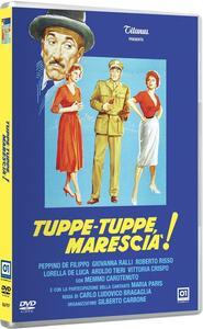 Tuppe tuppe, Marescià! (DVD)  di Carlo Ludovico Bragaglia - DVD