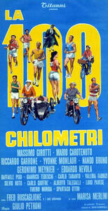 La cento chilometri (DVD)  di Giulio Petroni - DVD