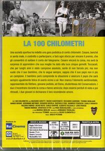La cento chilometri (DVD)  di Giulio Petroni - DVD  - 2