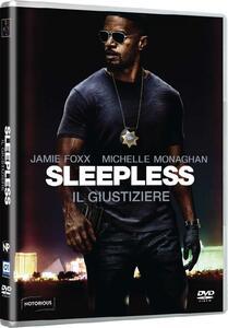 Sleepless. Il giustiziere (DVD) di Baran bo Odar - DVD