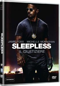 Film Sleepless. Il giustiziere (DVD) Baran bo Odar