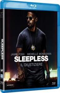 Film Sleepless. Il giustiziere (Blu-ray) Baran bo Odar