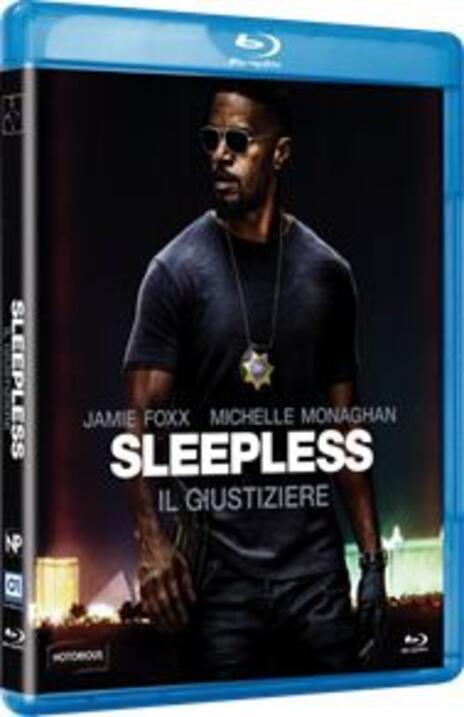 Sleepless. Il giustiziere (Blu-ray) di Baran bo Odar - Blu-ray
