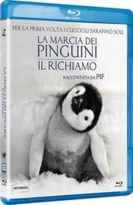 Film La marcia dei pinguini. Il richiamo (Blu-ray) Luc Jacquet