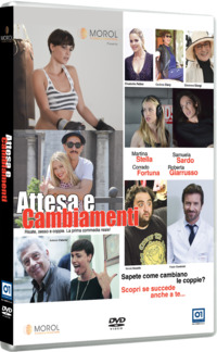 Cover Dvd Attesa e cambiamenti (DVD) (DVD)