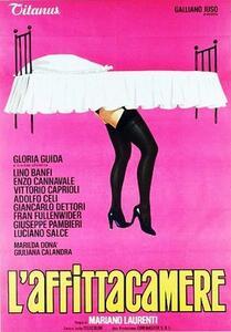 L' affittacamere (DVD) di Mariano Laurenti - DVD