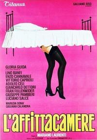 Cover Dvd affittacamere (DVD) (DVD)