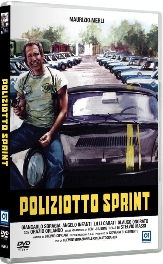 Poliziotto sprint (DVD) di Stelvio Massi - DVD