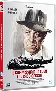 Commissario Leguen e il caso Gassot (DVD) di Denys De La Patellière - DVD