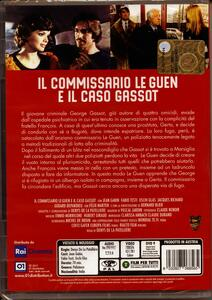 Commissario Leguen e il caso Gassot (DVD) di Denys De La Patellière - DVD - 2