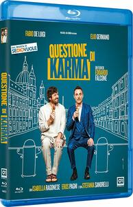 Questione di karma (Blu-ray) di Edoardo Falcone - Blu-ray
