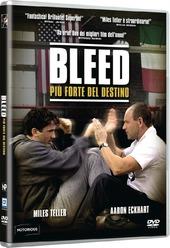 Copertina  Bleed [DVD]